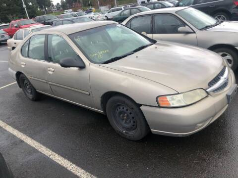 2001 Nissan Altima for sale at Blue Line Auto Group in Portland OR