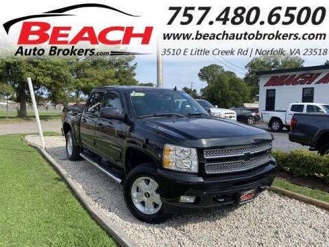 2012 Chevrolet Silverado 1500 for sale at Beach Auto Brokers in Norfolk VA