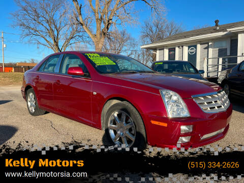 2005 Cadillac STS for sale at Kelly Motors in Johnston IA