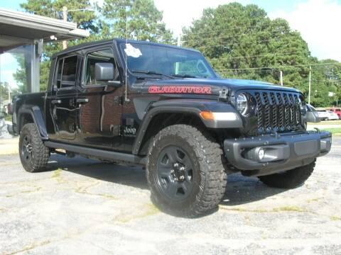 2021 Jeep Gladiator for sale at South Atlanta Motorsports in Mcdonough GA