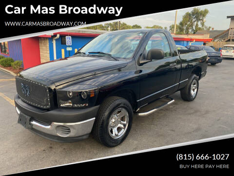 2006 Dodge Ram Pickup 1500 for sale at Car Mas Broadway in Crest Hill IL
