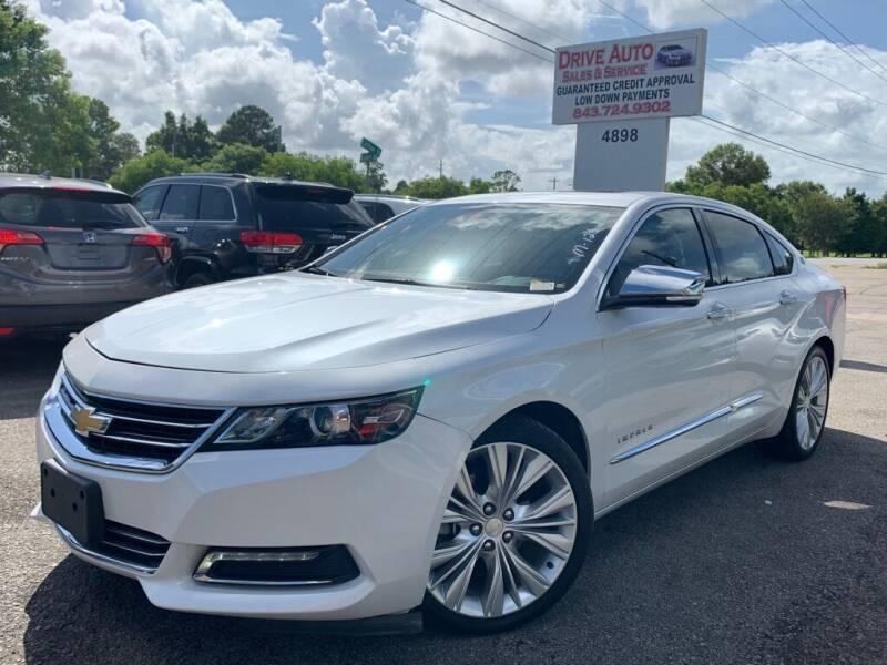2015 Chevrolet Impala for sale at Drive Auto Sales & Service, LLC. in North Charleston SC