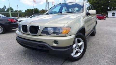 2002 BMW X5 for sale at Das Autohaus Quality Used Cars in Clearwater FL