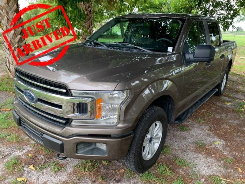 2018 Ford F-150 for sale in West Palm Beach, FL