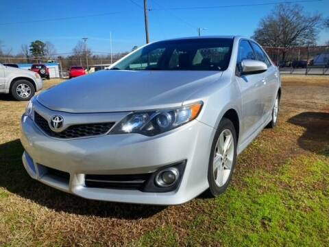 2013 Toyota Camry for sale at Cutiva Cars in Gastonia NC
