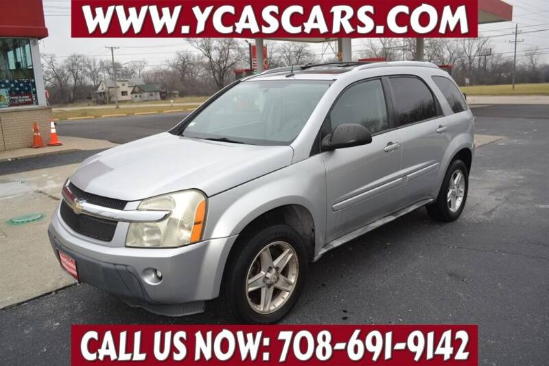 2005 Chevrolet Equinox for sale at Your Choice Autos - Crestwood in Crestwood IL