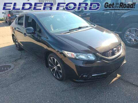2013 Honda Civic for sale at Mr Intellectual Cars in Troy MI