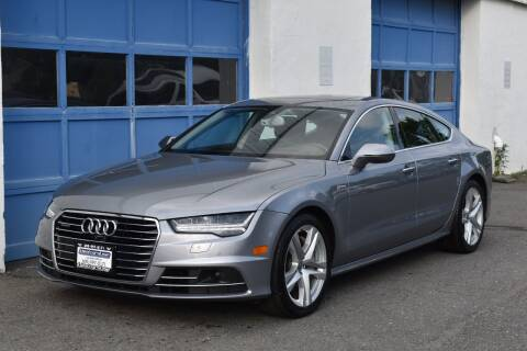 2017 Audi A7 for sale at IdealCarsUSA.com in East Windsor NJ