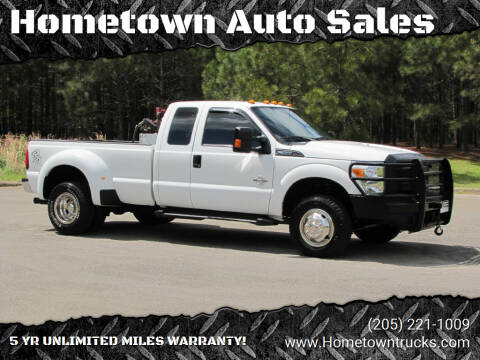 2016 Ford F-350 Super Duty for sale at Hometown Auto Sales - Trucks in Jasper AL