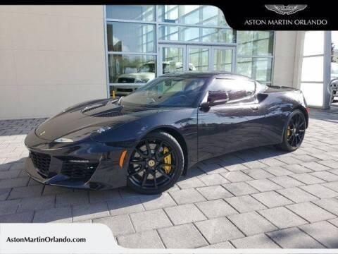 2017 Lotus Evora 400 for sale at Orlando Infiniti in Orlando FL