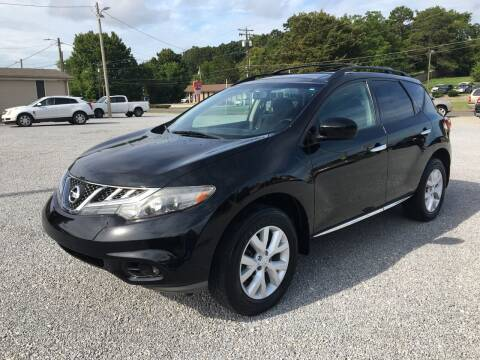 2012 Nissan Murano for sale at Wholesale Auto Inc in Athens TN
