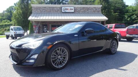 2013 Scion FR-S for sale at Driven Pre-Owned in Lenoir NC