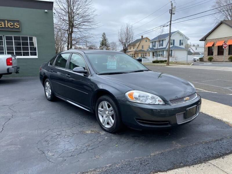 2014 Chevrolet Impala Limited for sale at Village Auto Sales in Milford CT