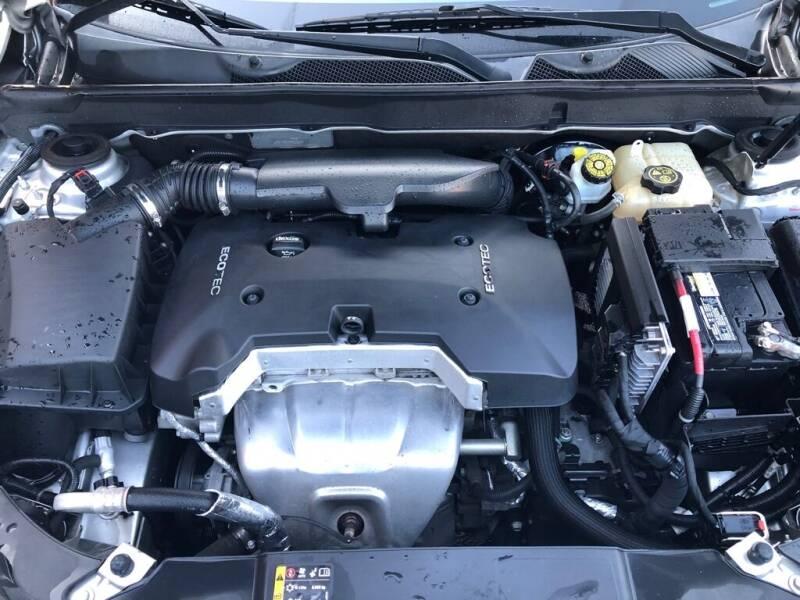 2013 Chevrolet Malibu LTZ 4dr Sedan w/1LZ - Savannah GA
