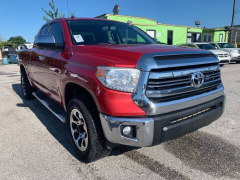 2015 Toyota Tundra for sale at Marvin Motors in Kissimmee FL