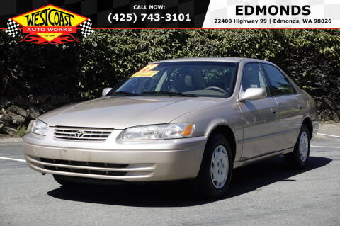 1999 Toyota Camry for sale at West Coast Auto Works in Edmonds WA