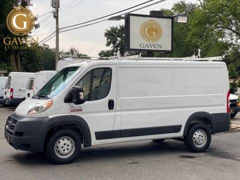 2015 RAM ProMaster Cargo for sale at Gaven Auto Group in Kenvil NJ