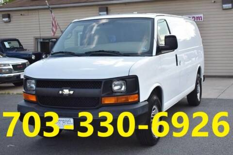 2007 Chevrolet Express Cargo for sale at MANASSAS AUTO TRUCK in Manassas VA