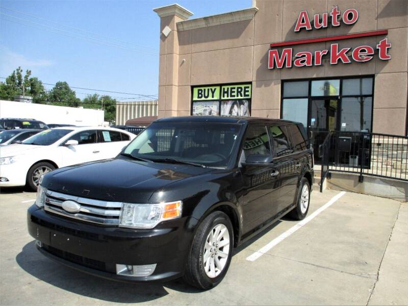 2012 Ford Flex for sale at Auto Market in Oklahoma City OK