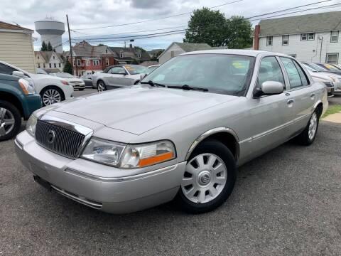 2003 Mercury Grand Marquis for sale at Majestic Auto Trade in Easton PA