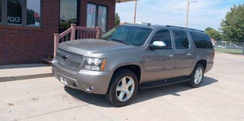 2008 Chevrolet Suburban for sale at CARS4LESS AUTO SALES in Lincoln NE