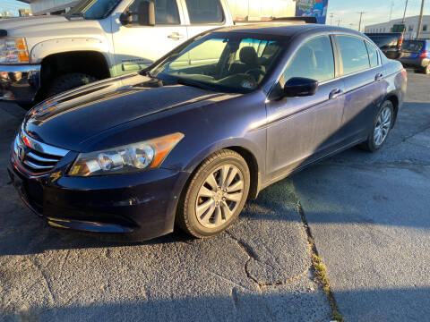 2011 Honda Accord for sale at All American Autos in Kingsport TN