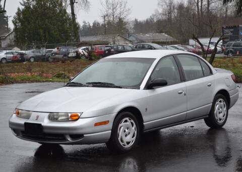 2002 Saturn S-Series for sale at Skyline Motors Auto Sales in Tacoma WA