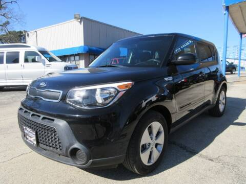 2016 Kia Soul for sale at Quality Investments in Tyler TX
