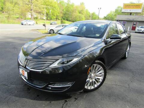 2014 Lincoln MKZ for sale at Guarantee Automaxx in Stafford VA