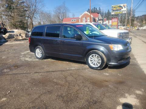 2013 Dodge Grand Caravan for sale at Wrights Auto Sales and Repair in Dolgeville NY