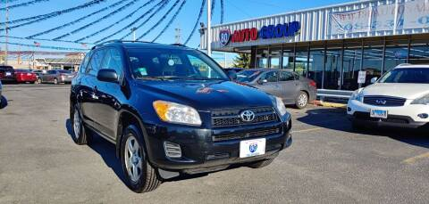 2012 Toyota RAV4 for sale at I-80 Auto Sales in Hazel Crest IL