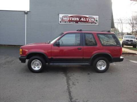 1994 Ford Explorer for sale at Motion Autos in Longview WA