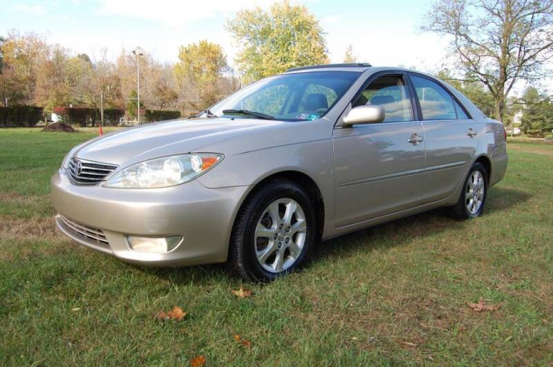 2005 Toyota Camry for sale at New Hope Auto Sales in New Hope PA