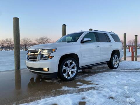 2018 Chevrolet Tahoe for sale at Houston Motorz in Nunica MI