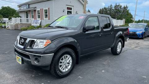 2011 Nissan Frontier for sale at RBT Automotive LLC in Perry OH