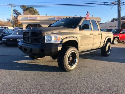 2007 Dodge Ram Pickup 2500 for sale at Mega Autosports in Chesapeake VA