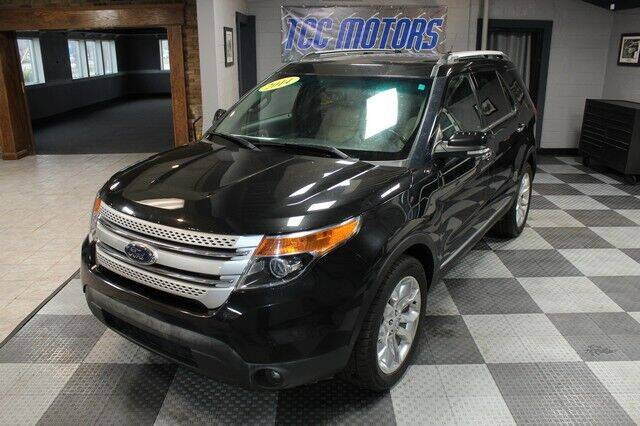 2014 Ford Explorer for sale at TCC Motors in Farmington Hills MI