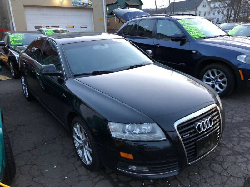 2010 Audi A6 for sale at Shoreline Motorsports in Waterbury CT