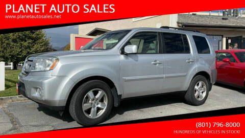 2010 Honda Pilot for sale at PLANET AUTO SALES in Lindon UT