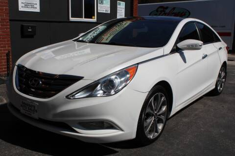 2013 Hyundai Sonata for sale at Grasso's Auto Sales in Providence RI