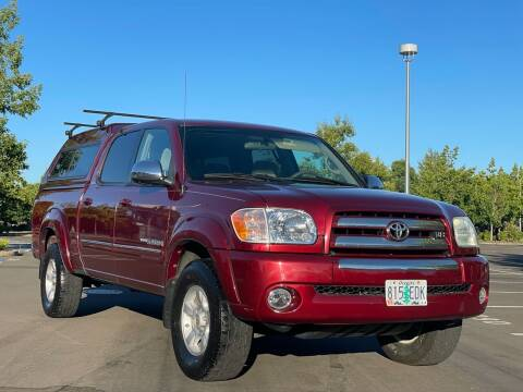 2006 Toyota Tundra for sale at Rave Auto Sales in Corvallis OR