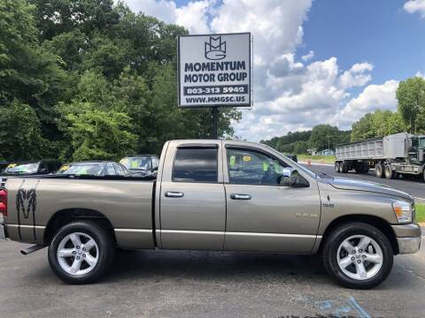 2008 Dodge Ram Pickup 1500 for sale at Momentum Motor Group in Lancaster SC