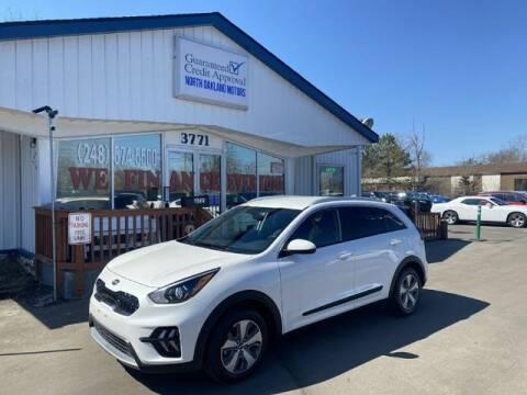 2020 Kia Niro for sale at North Oakland Motors in Waterford MI