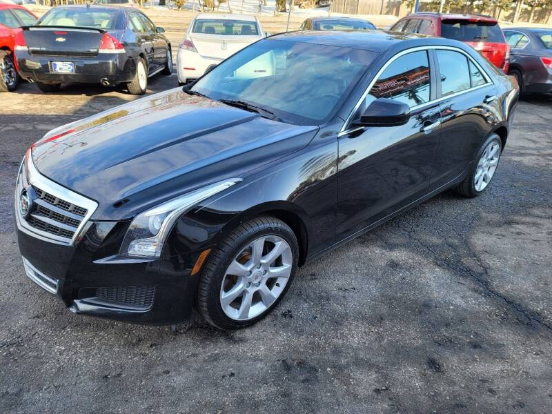 2014 Cadillac ATS for sale at 1st Quality Auto in Milwaukee WI