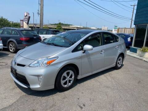 2012 Toyota Prius for sale at Saugus Auto Mall in Saugus MA