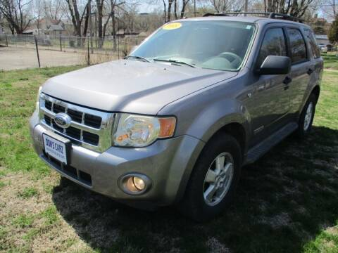 2008 Ford Escape for sale at Dons Carz in Topeka KS
