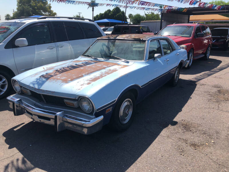 1977 Ford Maverick for sale at Valley Auto Center in Phoenix AZ