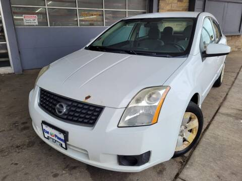2007 Nissan Sentra for sale at Car Planet Inc. in Milwaukee WI