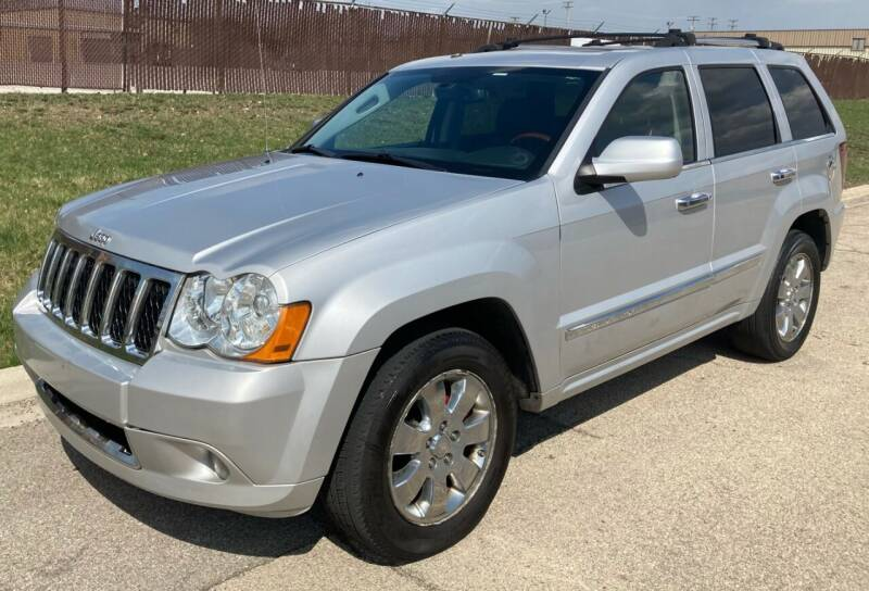 2009 Jeep Grand Cherokee for sale at Schaumburg Motor Cars in Schaumburg IL