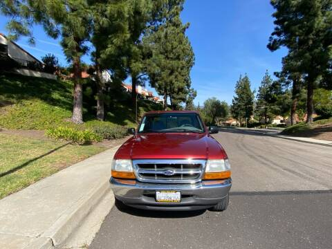 2000 Ford Ranger for sale at Paykan Auto Sales Inc in San Diego CA